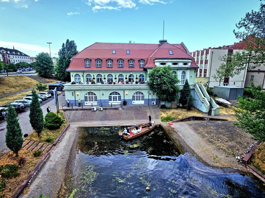 operator drona na wesele ślub okolice Bydgoszczy