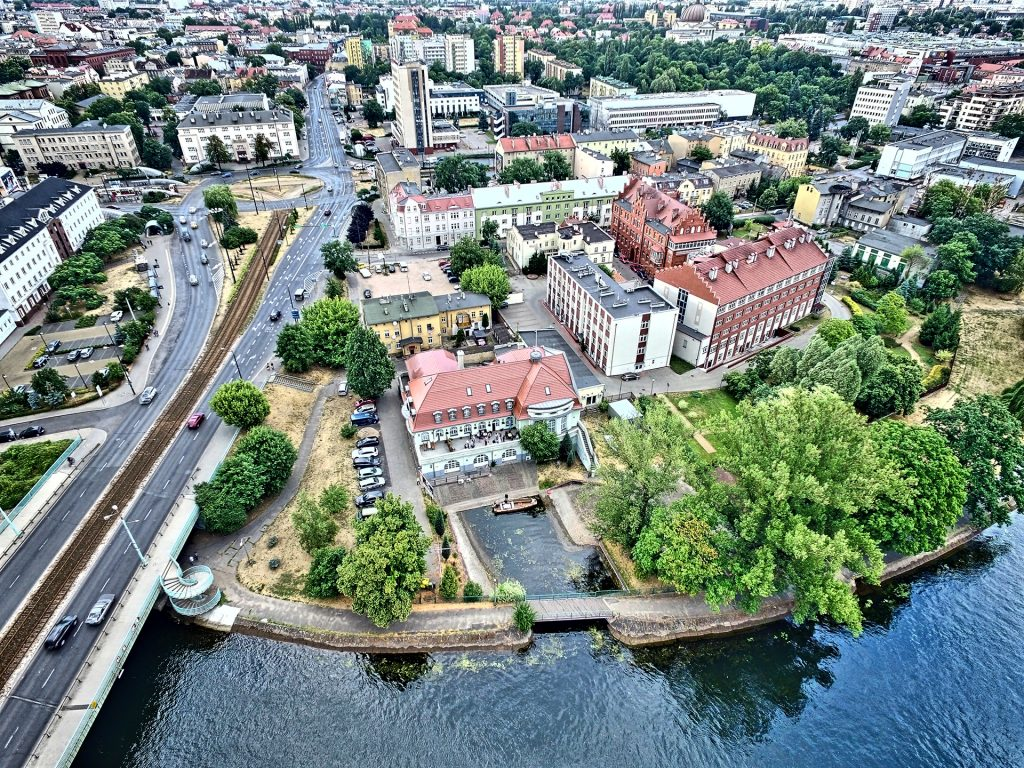 Bydgoszcz, Niemcz, Osielsko, Świecie, Nakło Nad Notecią, Szubin operator drona