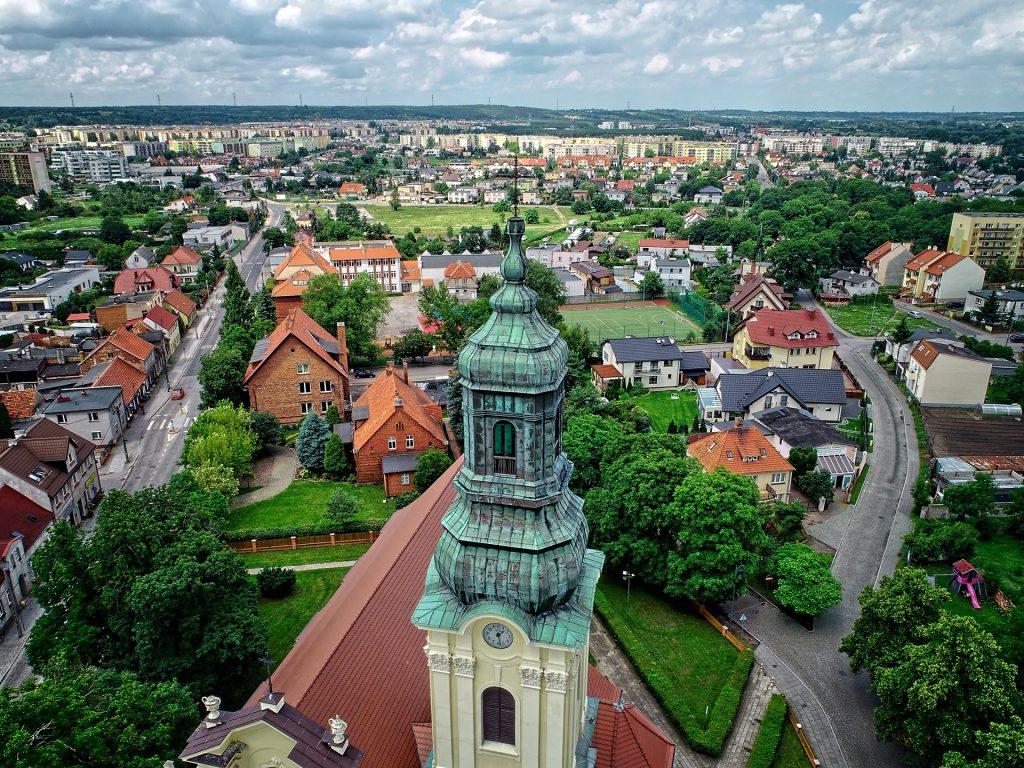 wynajmij drona na wesele Bydgoszcz