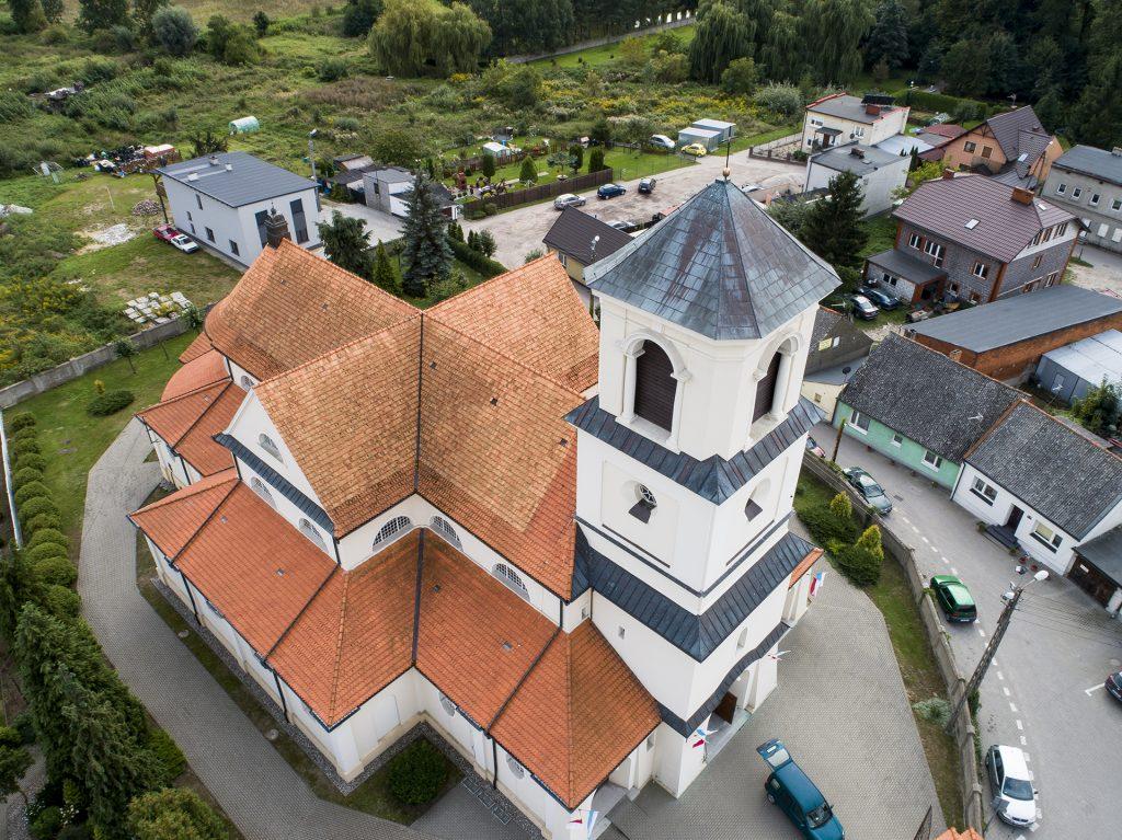 dron ślub Bydgoszcz najlepszy operator drona na ślub w Bydgoszczy